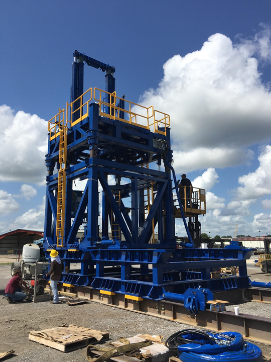 F&C Engineers, LLC :: Motion Compensating Tower for Moho